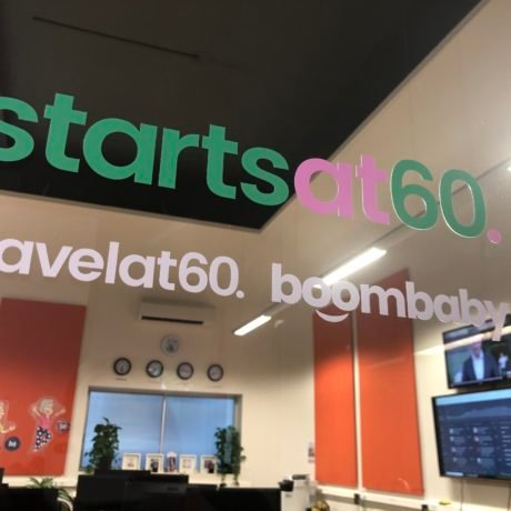 Starts at 60 raises $2.7M to expand Travel at 60 and commercial ventures